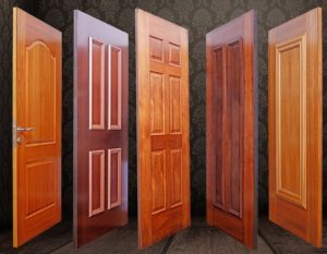 Graham Paint Grade Solid Core Door