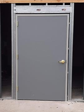 Commercial Steel Doors